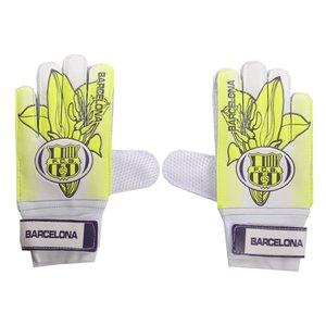 دستکش دروازه بانی پسرانه طرح بارسلونا کد BR24