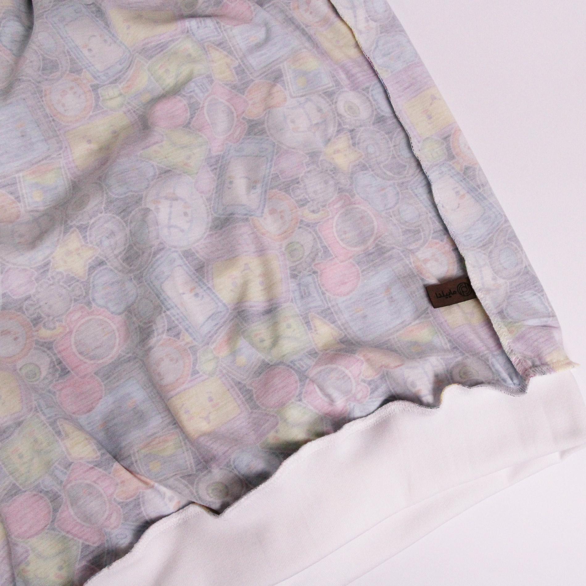 ست تی شرت و شلوار زنانه ماییلدا مدل 3587-3 main 1 5