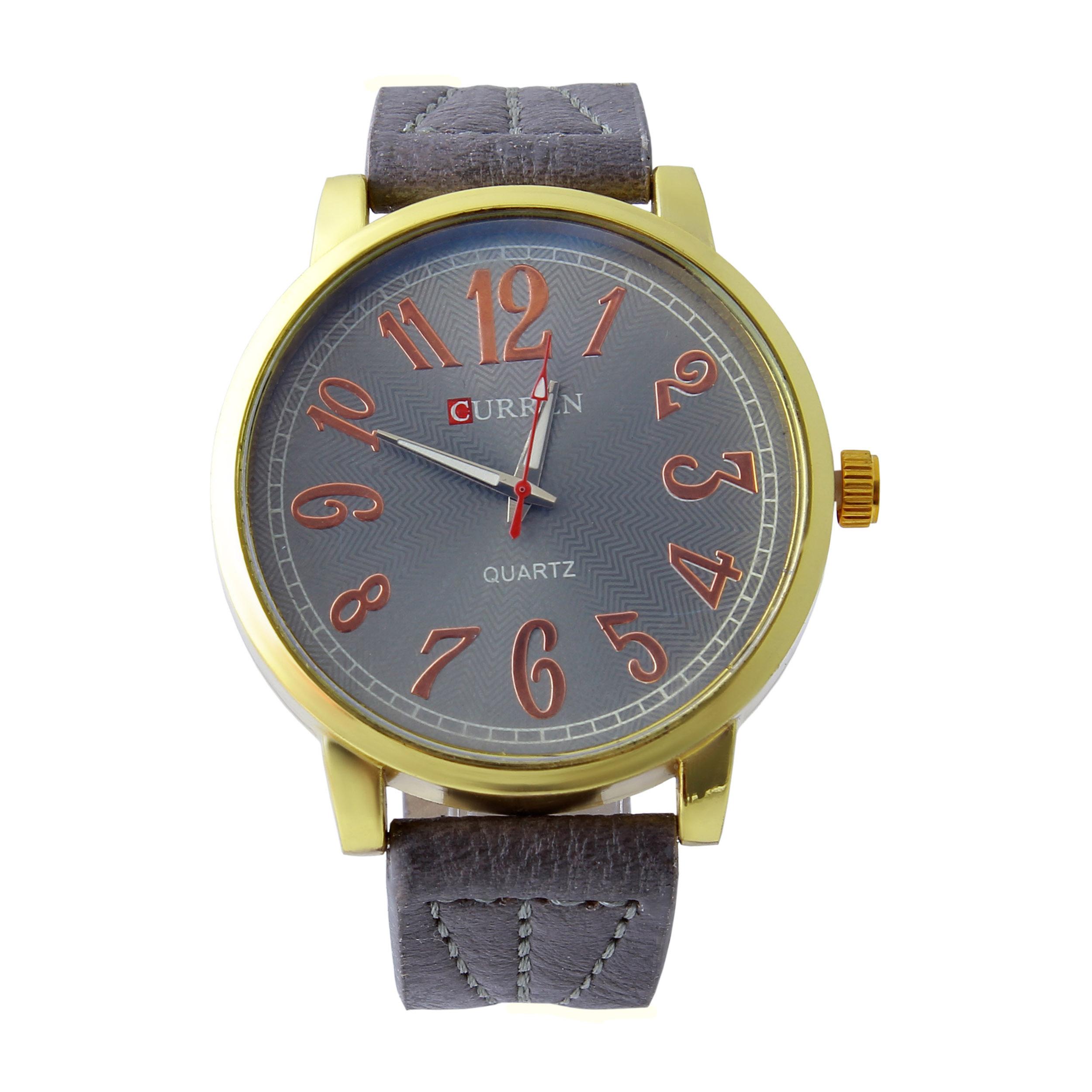 قیمت                          ساعت مچی عقربه ای مردانه کد WHM_108