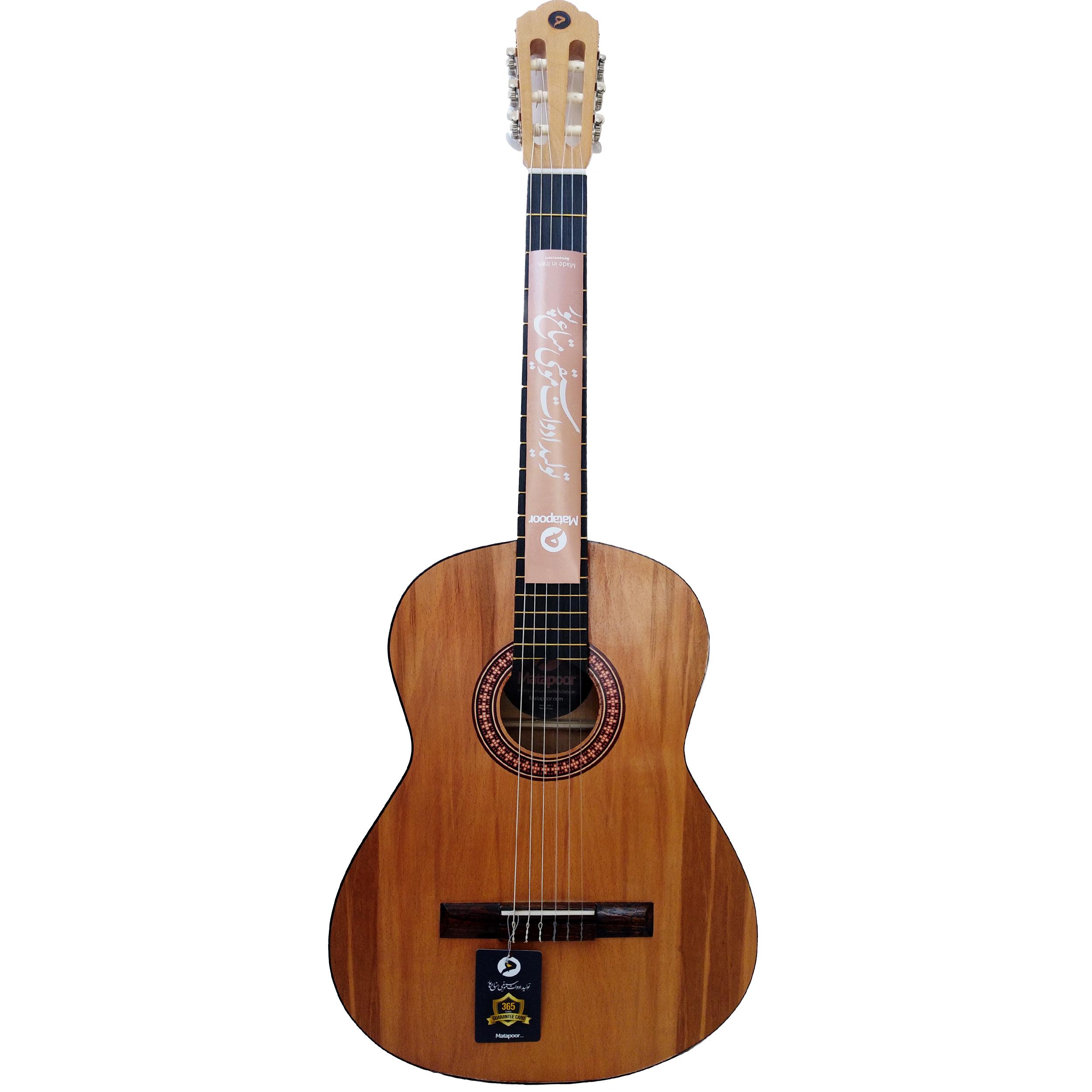 گیتار متاع پور مدل 002