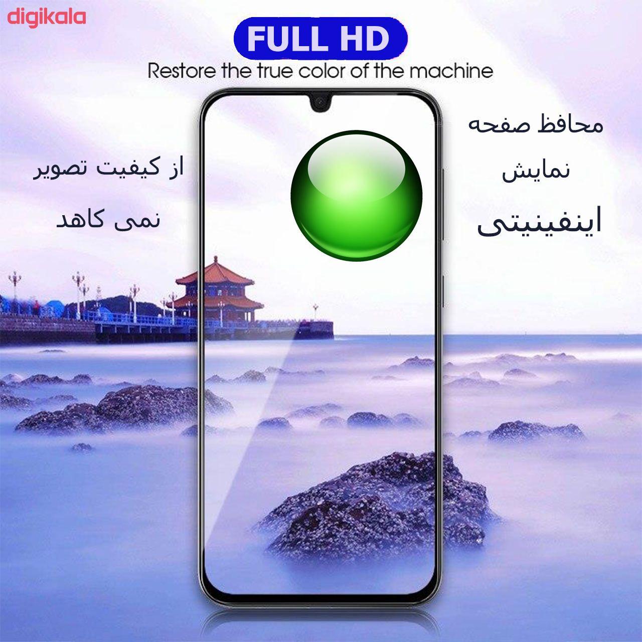 محافظ صفحه نمایش فوکس مدل PT001 مناسب برای گوشی موبایل سامسونگ Galaxy A31 main 1 11
