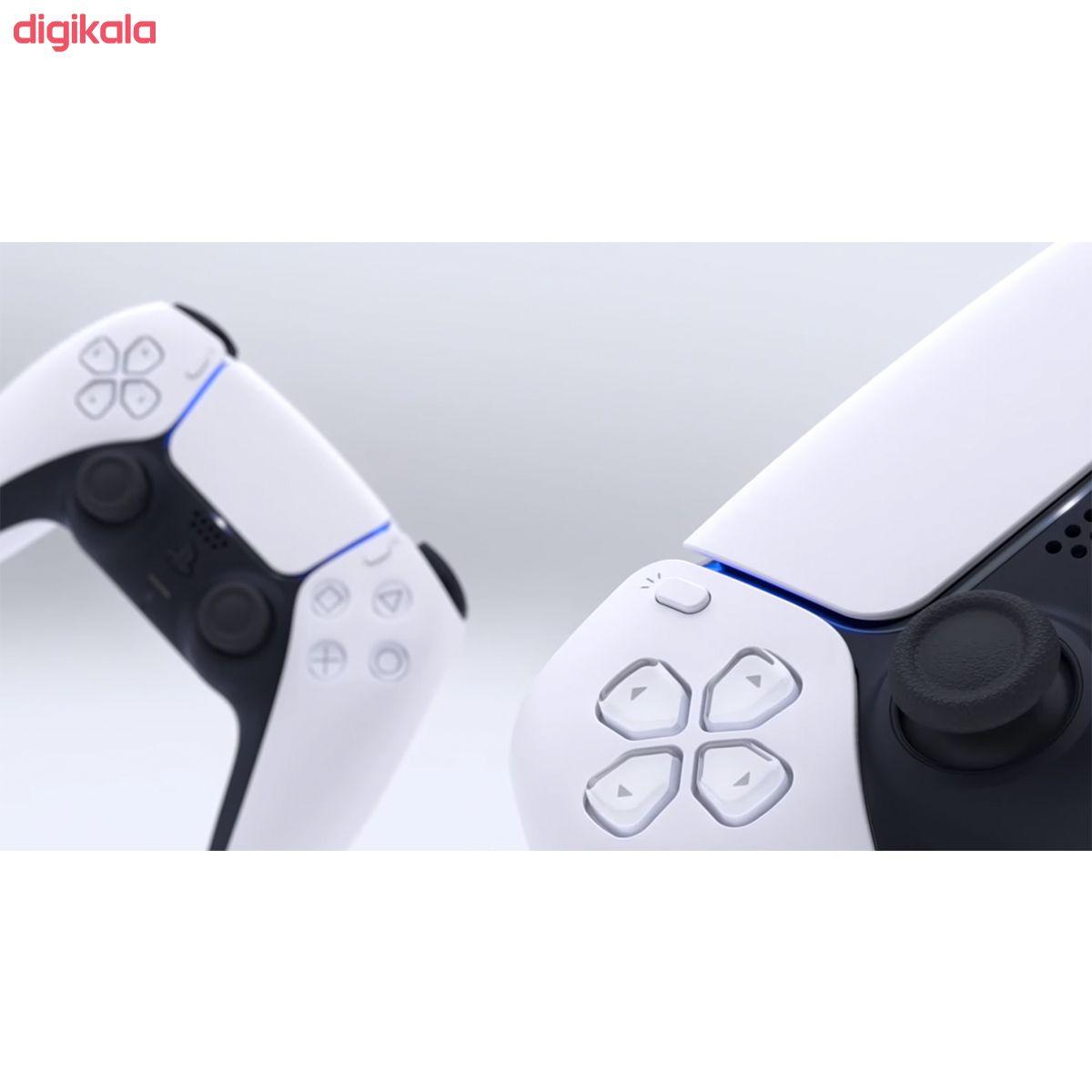 مجموعه کنسول بازی سونی مدل PlayStatio 5 Digital Edition ظرفیت 825 گیگابایت به همراه دسته اضافی main 1 3