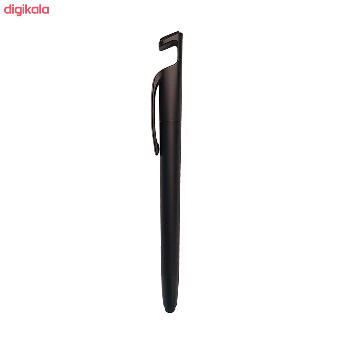قلم لمسی و پایه نگهدارنده موبایل مدل SKJMRJNQ002369 main 1 14