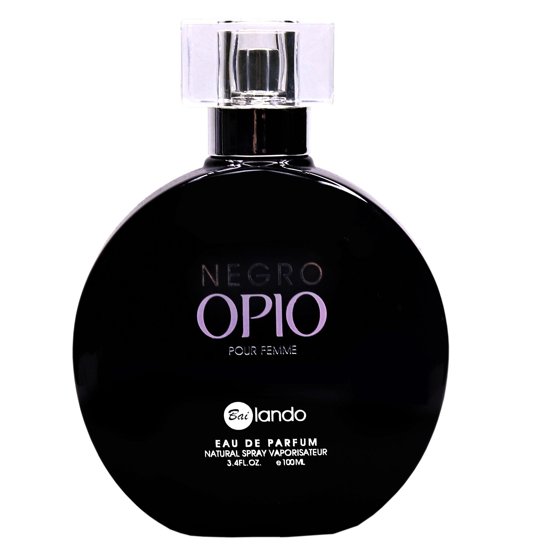 ادو پرفیوم زنانه بایلندو مدل Negro Opio حجم 100 میلی لیتر