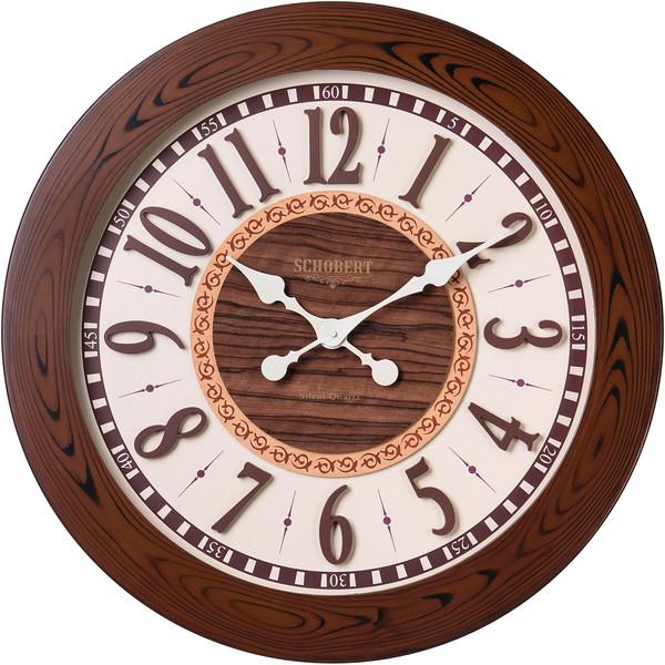 ساعت دیواری شوبرت مدل 5215B