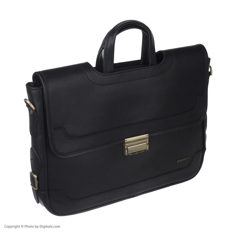 کیف اداری مردانه چرمیران مدل PA10620001