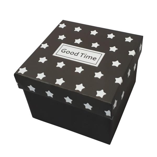جعبه هدیه طرح ستاره مدل GOOD TIME کد 55