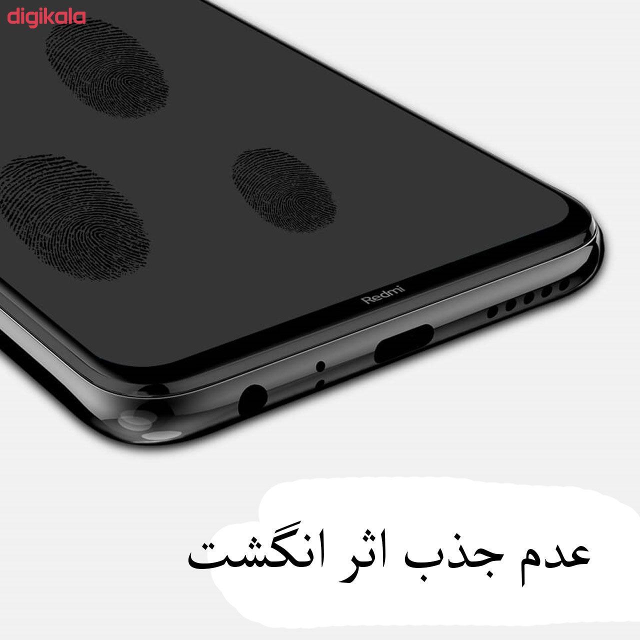 محافظ صفحه نمایش مدل FCG مناسب برای گوشی موبایل شیائومی Redmi Note 8 main 1 8