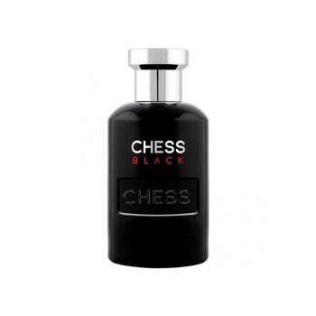 ادو تویلت مردانه چس مدل CHESS BLACK حجم 100 میلی لیتر