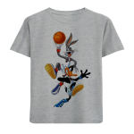 تی شرت پسرانه مدل خرگوش بسکتبال M37