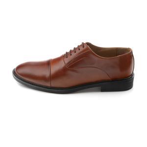 کفش مردانه چرم آرا مدل sh001 کد as