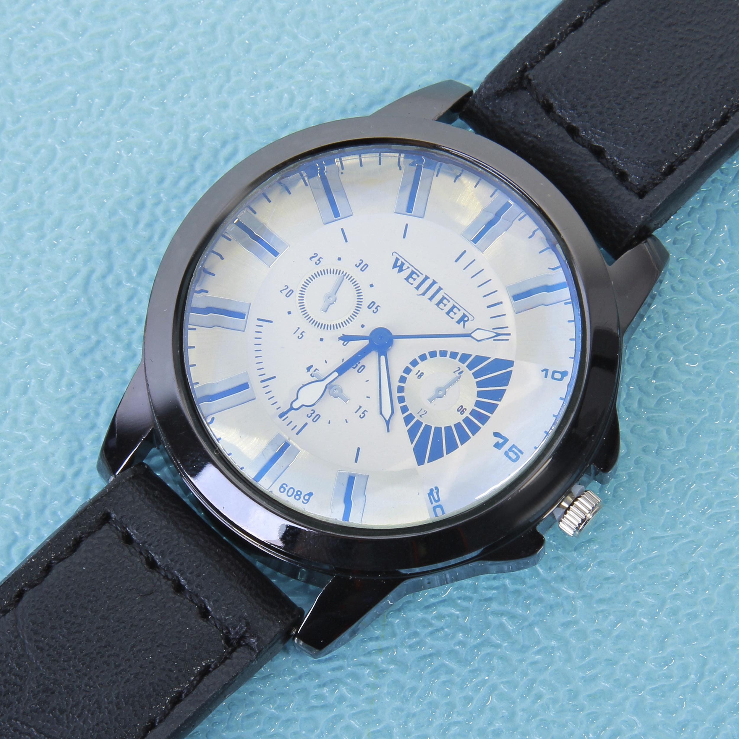 ساعت مچی عقربه ای مردانه کد WHM_072              ارزان