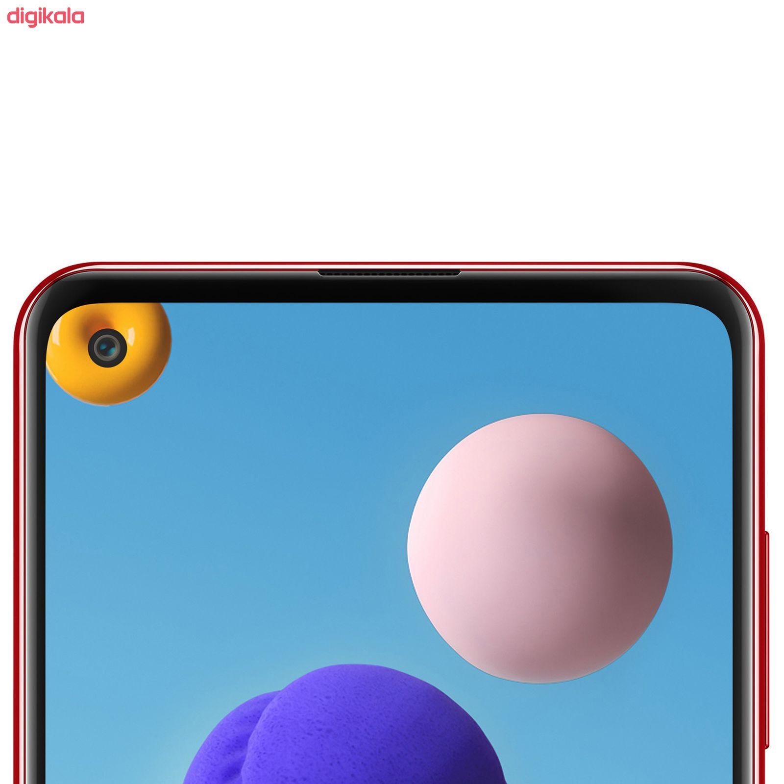 گوشی موبایل سامسونگ مدل Galaxy A21S SM-A217F/DS دو سیمکارت ظرفیت 64 گیگابایت main 1 7