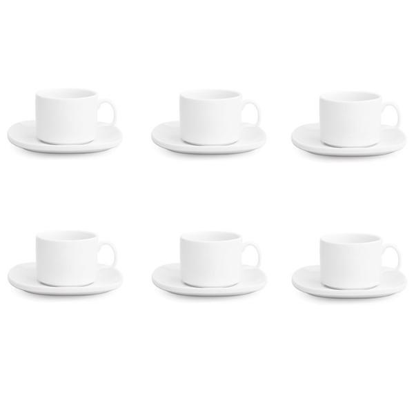 سرویس چای خوری 12 پارچه  چینی زرین ایران سری homa مدل LAV15