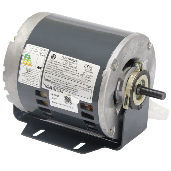 الکترو موتور کولر آبی الکتروژن مدل 1/2 EG