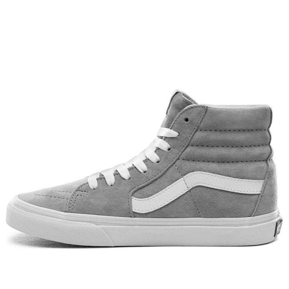 کفش راحتی ونس مدل sk8-hi suede gy
