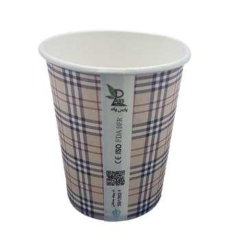لیوان یکبار مصرف پارس پک مدل K 103 بسته 50 عدی