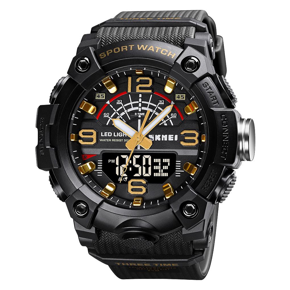 ساعت مچی عقربه ای مردانه اسکمی مدل 1619              ارزان