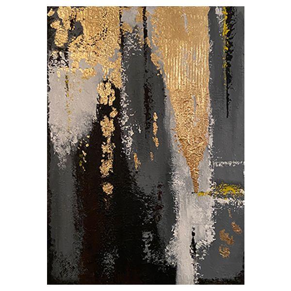 تابلو نقاشیورق طلا کد 0033