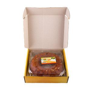 کیک روغنی هویج گردو مهفام - 620 گرم