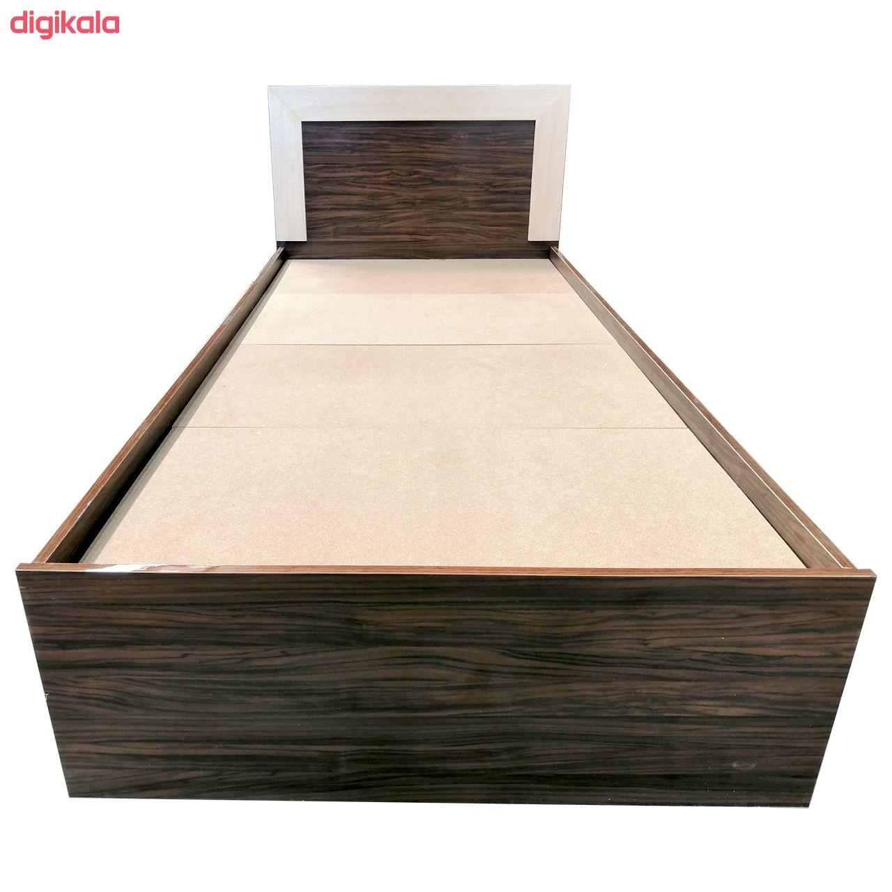 تخت خواب یک نفره مدل TB15 سایز 200x96 سانتی متر  main 1 3