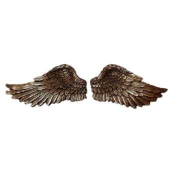 مجسمه طرح بال فرشته کد GH-1028 مجموعه 2 عددی