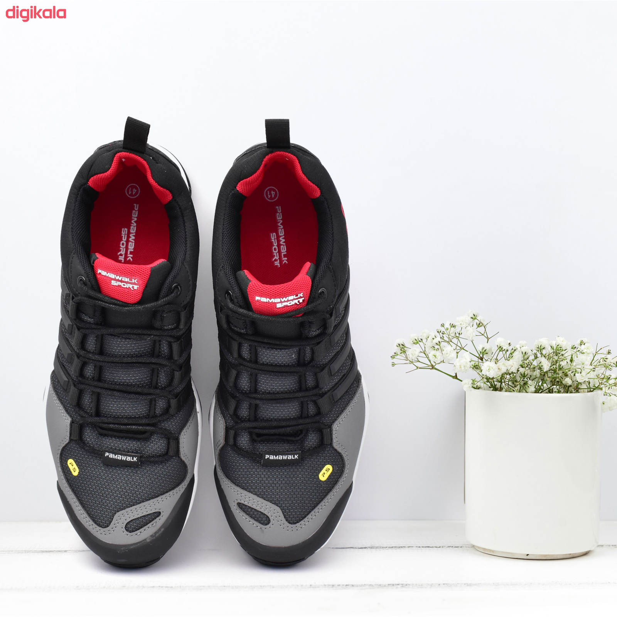 کفش پیاده روی مردانه پاما مدل TT کد 1080-2 main 1 8