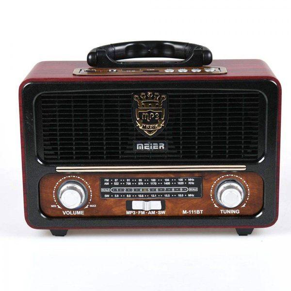 رادیو مدل MEIER-111BT