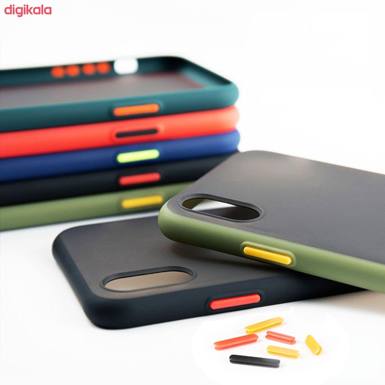 کاور مدل PM مناسب برای گوشی موبایل شیائومی Redmi 9A main 1 6