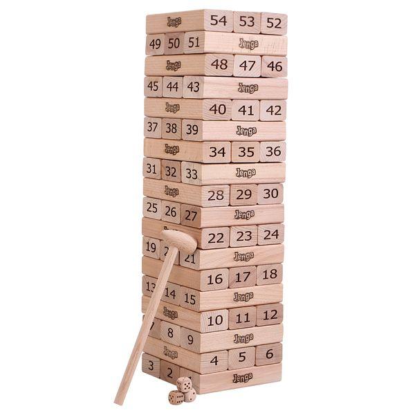 بازی فکری برج هیجان مدل استاندارد کد 27207