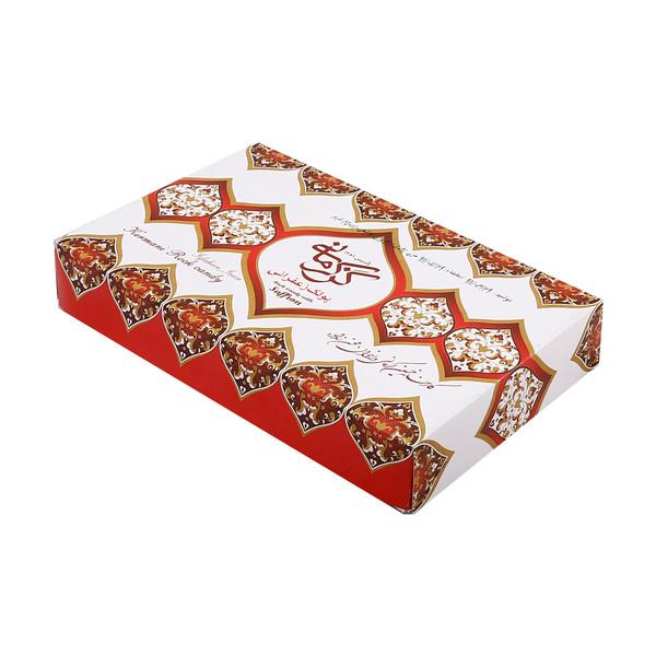 پولکی زعفرانی ویژه گز کرمانی - 450 گرم