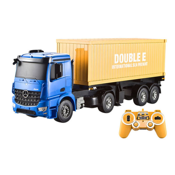 ماشین بازی کنترلی دبل ای مدل 003 RC Container Truck