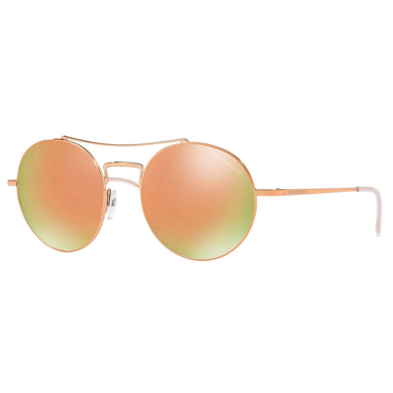 عینک آفتابی مردانه امپریو آرمانی مدل 206132194Z