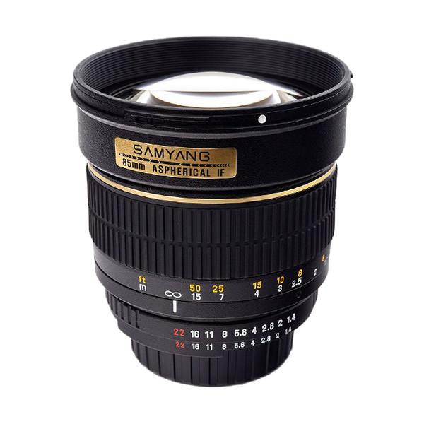 لنز سامیانگ مدل 85mm f/1.4 AS IF UMC برای نیکون