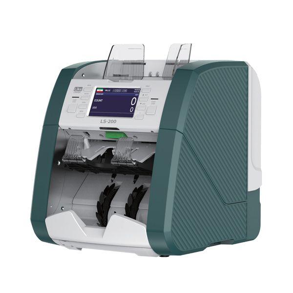 دستگاه تفکیک و تشخیص اصالت اسکناس لایک سیس مدل LS-200F