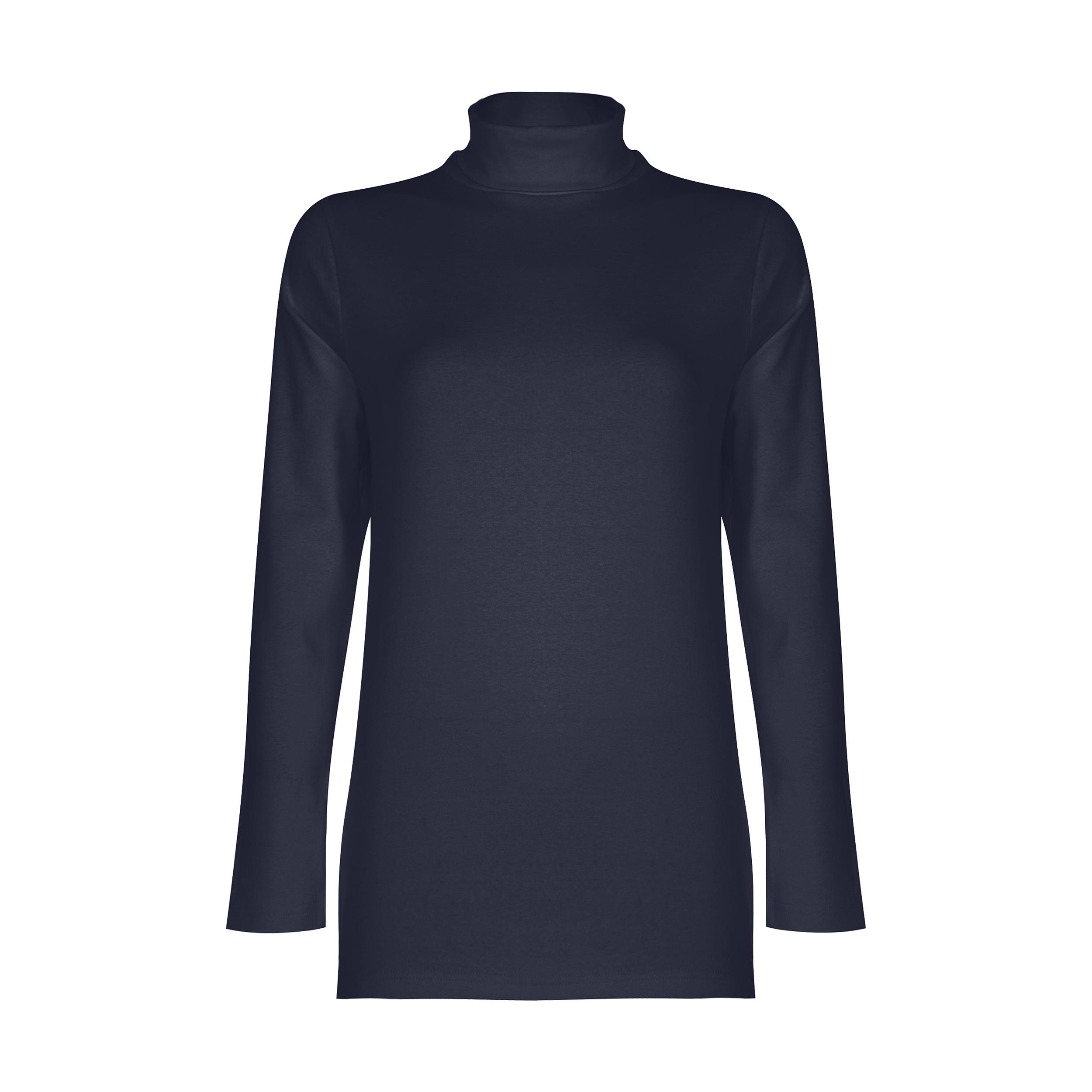 تی شرت آستین بلند ورزشی زنانه پانیل مدل 177NA