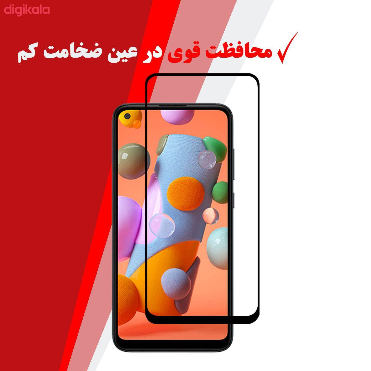 محافظ صفحه نمایش فوکس مدل PT001 مناسب برای گوشی موبایل سامسونگ Galaxy A11 main 1 6