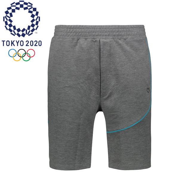 شلوارک ورزشی مردانه مل اند موژ مدل M07046-102