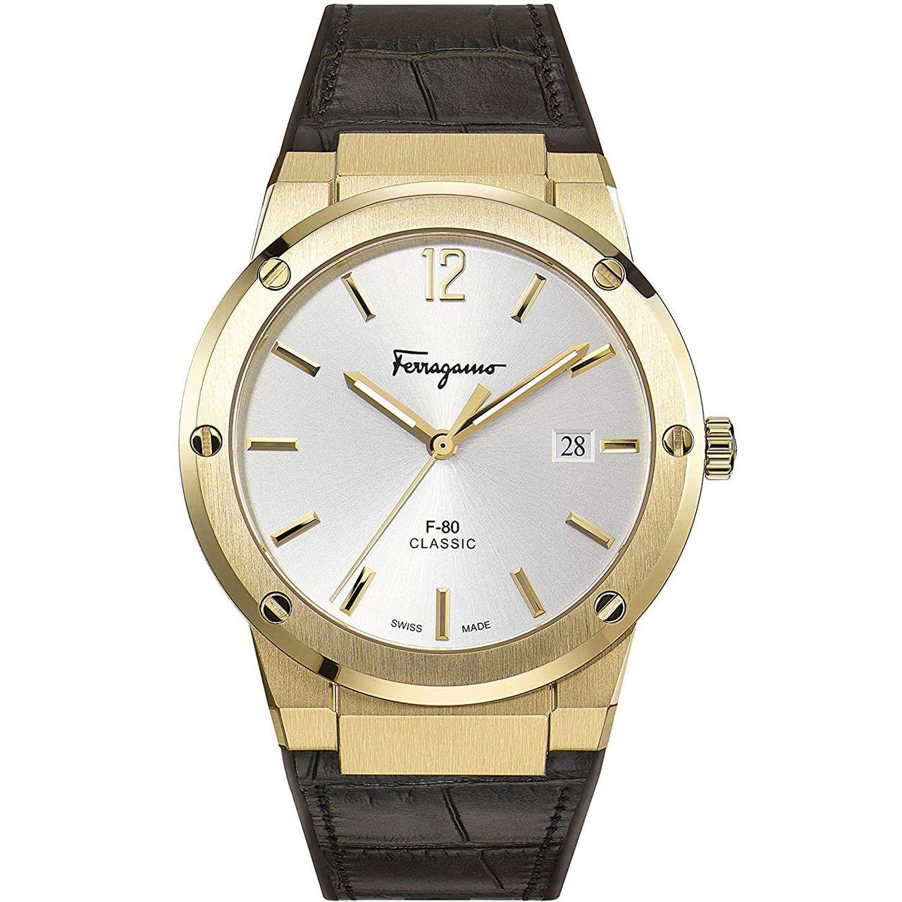 ساعت مچی عقربهای مردانه سالواتوره فراگامو مدل SFDT004 19