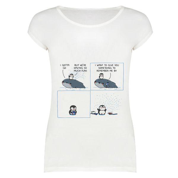 تی شرت زنانه مدل  SB0005-000132