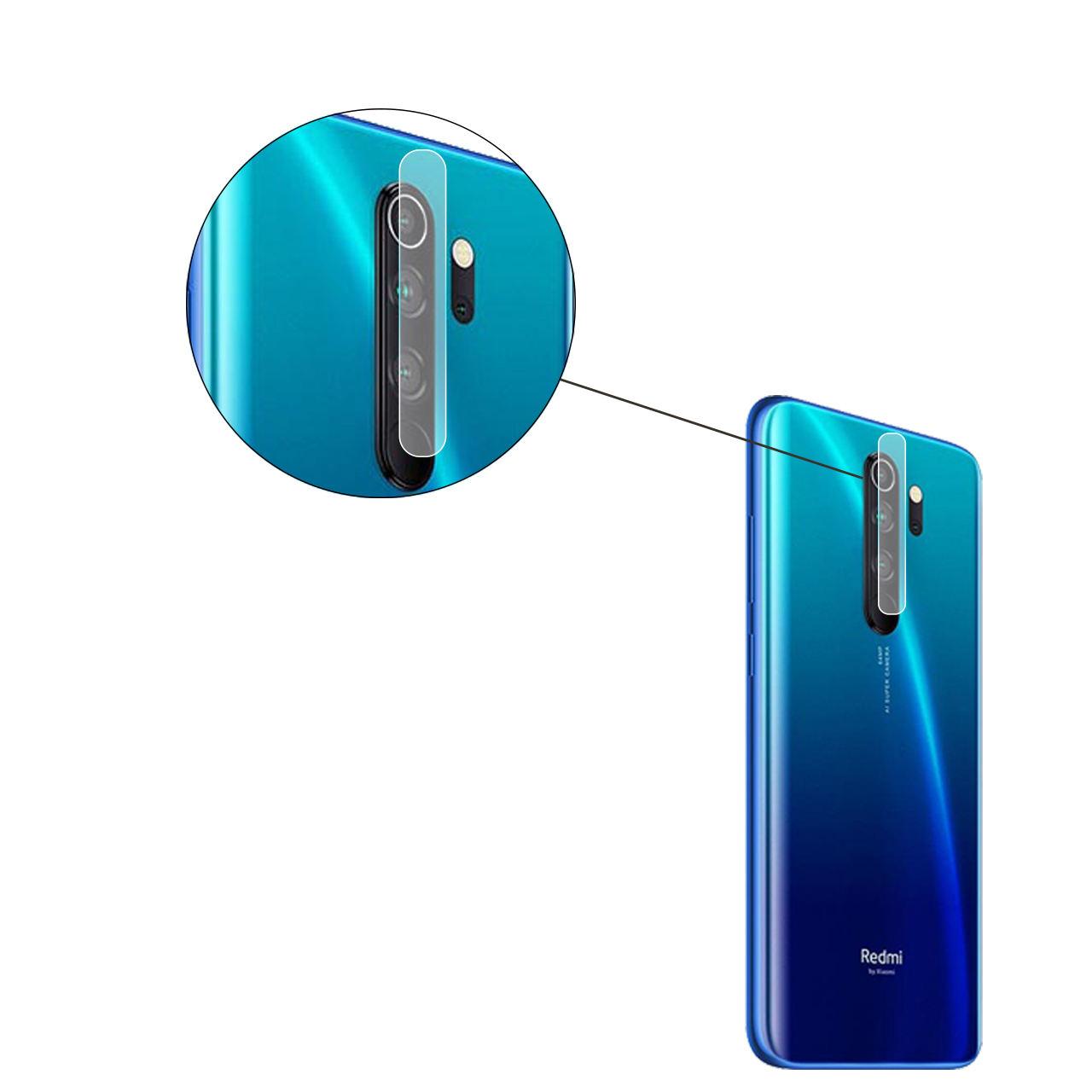 محافظ لنز دوربین مدل N01 مناسب برای گوشی موبایل شیائومی Redmi note8 pro main 1 1