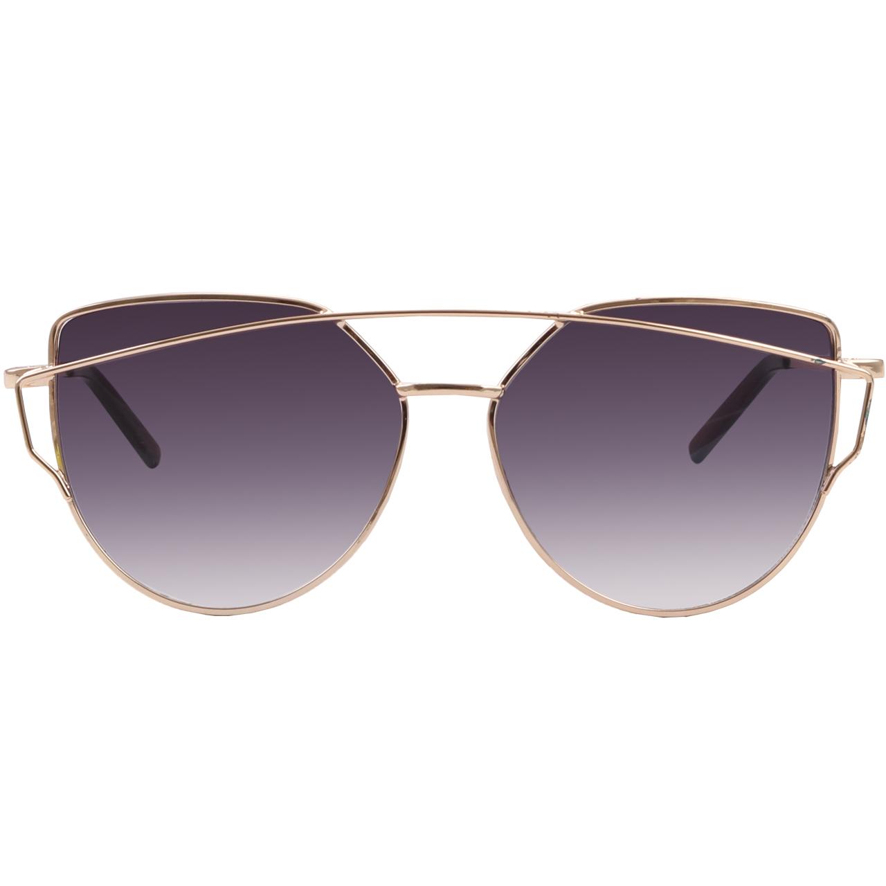 عینک آفتابی دخترانه کد 55