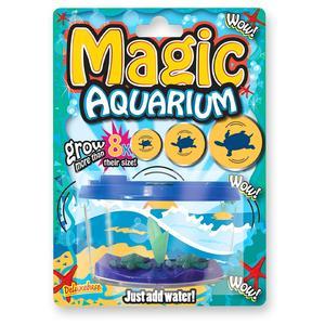 آکواریوم اسباب بازی مدل لاک پشت جادویی