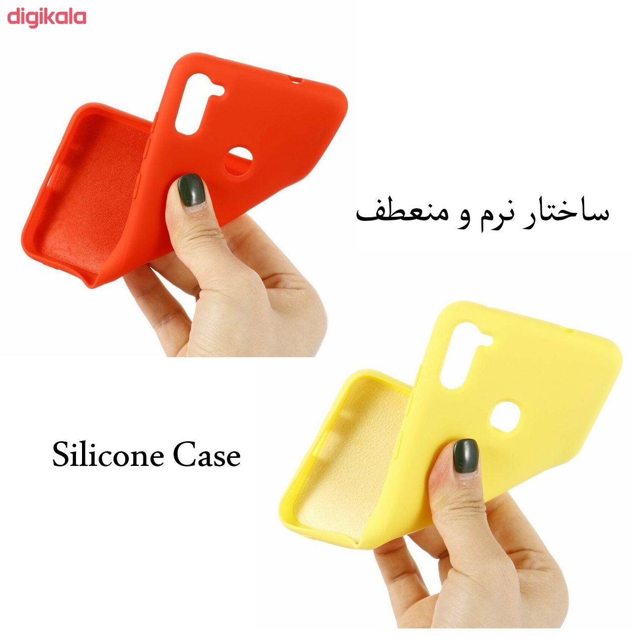 کاور مدل SLCN مناسب برای گوشی موبایل سامسونگ Galaxy A11 main 1 2