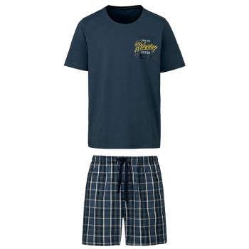 ست تی شرت و شلوارک مردانه لیورجی مدل Relaxing