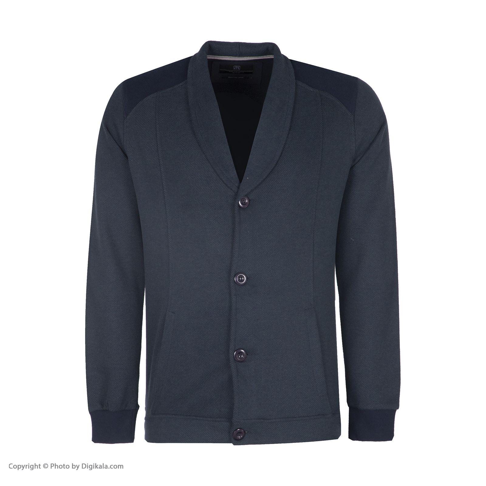 ژاکت مردانه جامه پوش آرا مدل 4581178152-43