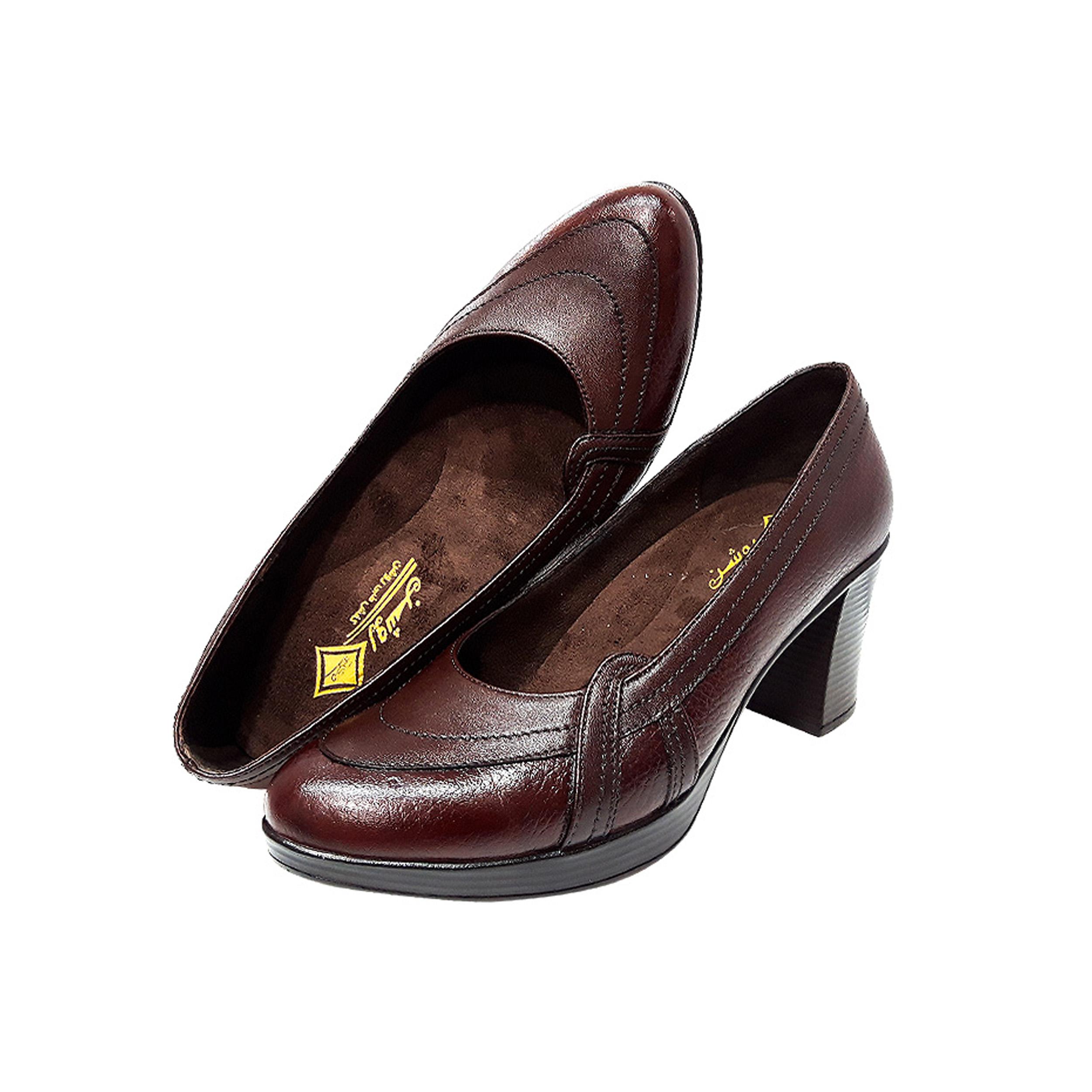 خرید                      کفش زنانه روشن کد 22-7060
