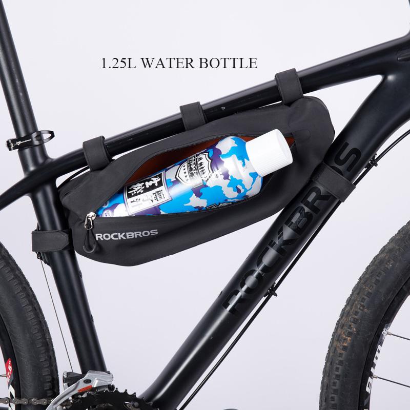 کیف دوچرخه راک براس مدل AS043