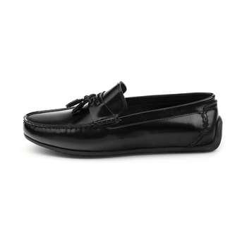 کفش روزمره مردانه چرم آرا مدل sh051 کد mb