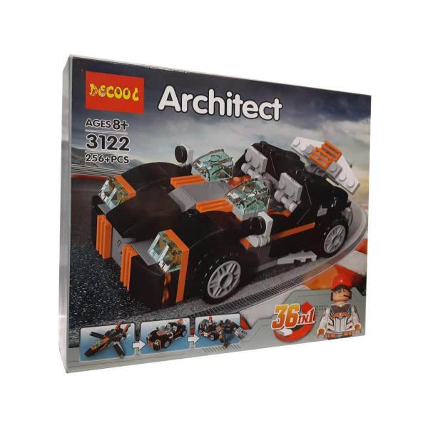 ساختنی دکول مدل آرشیتکت 36 مدل 01